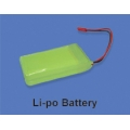 Li-Polimer Battery 7.4v 1200mAh